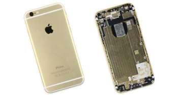 Замена корпуса iphone 6s